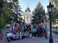 Uczniowie z Aleksandrowa na Słowacji