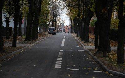 Ulica Staszica otwarta dla ruchu