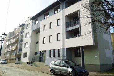 Odebrali klucze do nowych mieszkań przy ul. Zamurowej