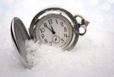 Zmieniamy czas na zimowy!