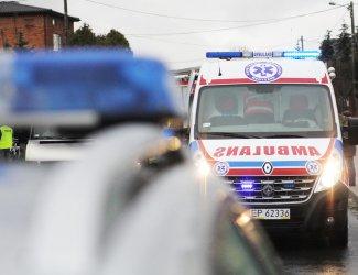 Kierowca TIR-a potrącił 14-latka i odjechał