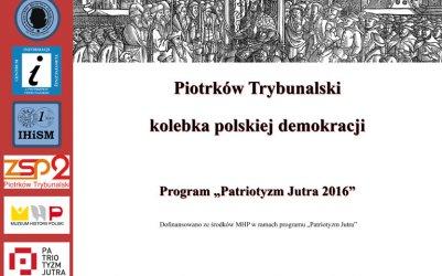 Nowy projekt Piotrkowskiego Bractwa akademickiego i UJK -