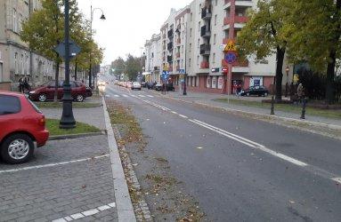 Dlaczego liście zalegają na ulicach?