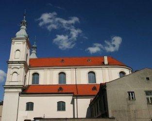 Jezuici na kwarantannie, kościół zamknięty