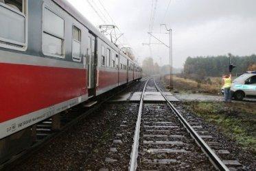 Po wypadku linia kolejowa Tomaszów – Koluszki nadal nieprzejezdna