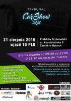Trybunał Car Show w Piotrkowie