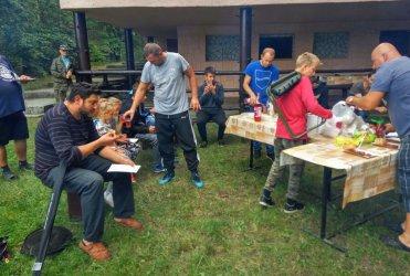 Wędkarski konkurs na zakończenie wakacji