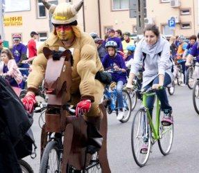 Piotrków – Rozprza: Rodzinnie na rowerach