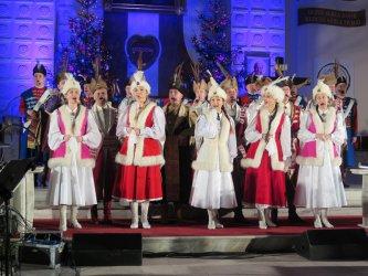 Tłumy na noworocznym koncercie