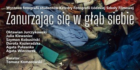 Wystawa fotografii studentów łódzkiej