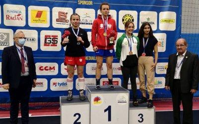Srebrny medal dla bokserki z Piotrkowa