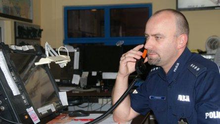 Policjant z Bełchatowa uratował niedoszłego samobójcę