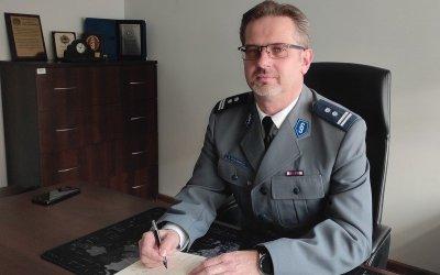Komendant piotrkowskiej policji na nowego zastępcę