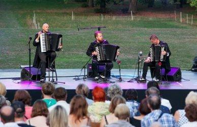 Kolory Polski w Wolborzu. Motion Trio na scenie