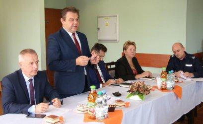 Gmina Wola Krzysztoporska: 90 tys. na samochód dla policji