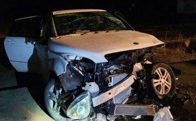 Dwa wypadki, pięcioro rannych