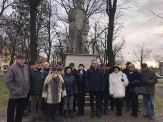 Uczcili rocznicę wyzwolenia Piotrkowa