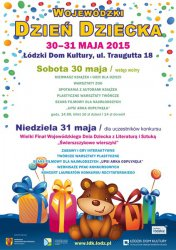 Wojewódzki Ekologiczny Dzień Dziecka z Literaturą i Sztuką