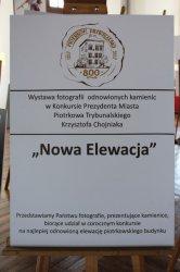 Nowa Elewacja - wystawa zdjęć w piotrkowskim Muzeum