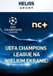 Obejrzyj mecze Ligi Mistrzów na dużym ekranie
