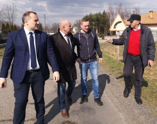 Inwestycje drogowe powiatu piotrkowskiego