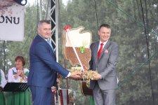 W gminie Grabica podziękowali za zbiory