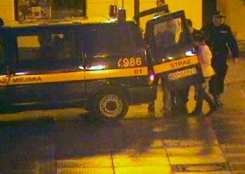 Poszukiwani zostali ujęci przez strażników