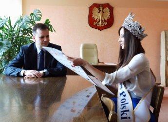 Miss z Piotrkowa wspomogła lokalną instytucję