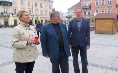 Wspominali bieg z Esslingen do Piotrkowa