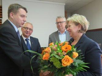 Prezydent Piotrkowa z absolutorium