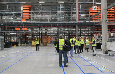 Centrum logistyczne Zalando w Głuchowie otwarte. Już pracuje tam wielu mieszkańców naszego regionu