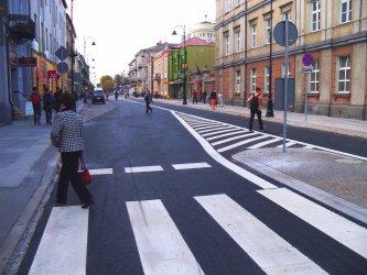 Piotrków: Ulica Słowackiego umiera?