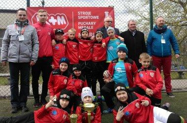 Piłkarski turniej Krwiodawcy-Dzieciom rozstrzygnięty