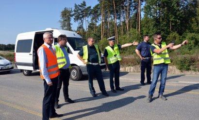Na A1 powstaną miejsca do kontroli pojazdów ciężarowych i osobowych