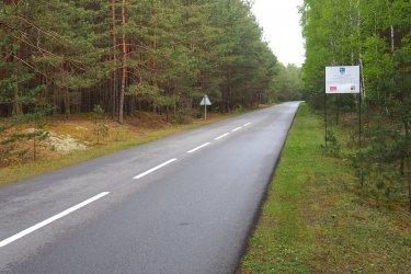 Budowa dróg w gminie Aleksandrów