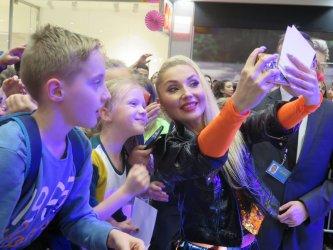 Cleo zaśpiewała w galerii Focus Mall (WIDEO)