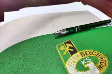Wojciech Robaszek nowym dyrektorem sportowym GKS Bełchatów