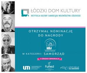 Łódzki Dom Kultury nominowany do Drzewa Pokoleń
