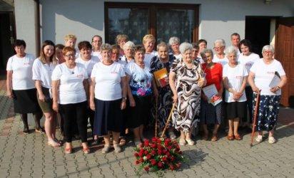 50-lecie Koła Gospodyń Wiejskich w Gajkowicach