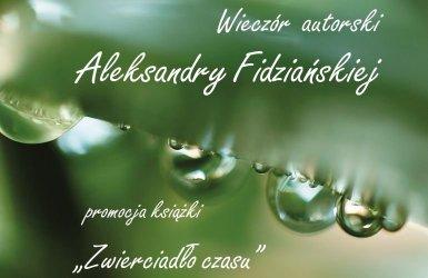 Promocja tomiku wierszy piotrkowskiej poetki