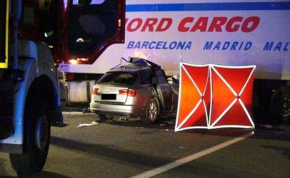 Znów tragedia na drodze. Na DK1 zginął człowiek