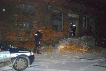Policjanci zapobiegli śmiertelnemu wychłodzeniu