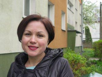 Na Ukrainie była weterynarzem. W Polsce pracuje w magazynie