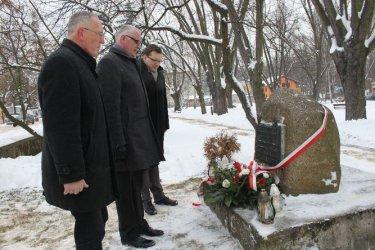 W Tomaszowie upamiętnili Powstanie Styczniowe
