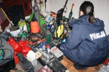 Ukradli elektronarzędzia warte 70 tysięcy złotych