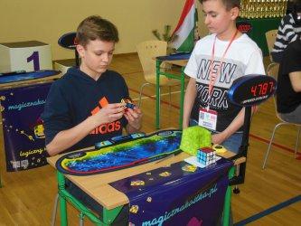 Ogólnopolski turniej w Speedcubingu już z rekordem kraju