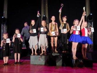 Sukces tancerzy Let's Dance