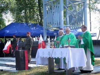 W Borowej pamiętali o poległych pod ''Piotrkowskimi Termopilami''