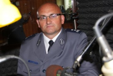 Porozmawiaj z szefem piotrkowskiej policji
