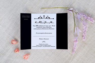 Jak wybrać styl zaproszenia ślubnego